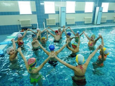 День Здоровья в бассейне