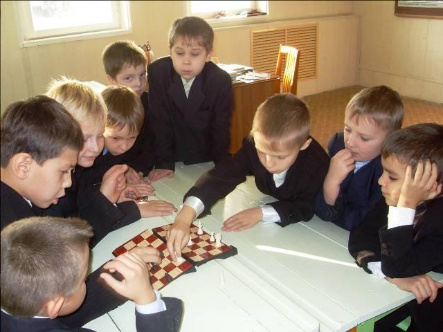 Шахматные состязания